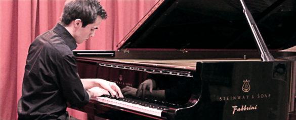 concerto di Matteo Cardelli