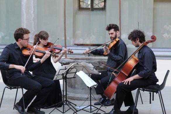 quartetto taag