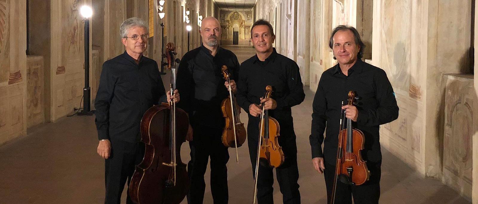 Quartetto dell'Orchestra da Camera di Mantova